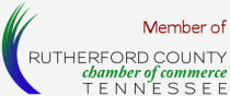 Tim Montgomery is a member of the Rutherford County Chamber of Commerce